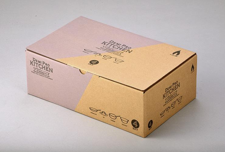 バリューセット(4点)一個箱