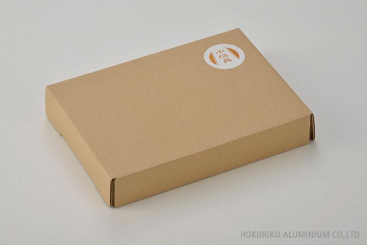 アルミバット_ギフトボックス(鶴、亀)