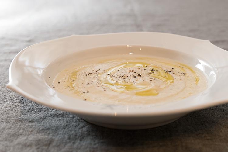 HAMON_カリフラワーのスープ
