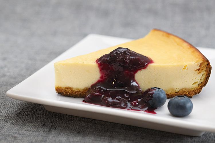 HAMON_ブルーベリーチーズケーキ