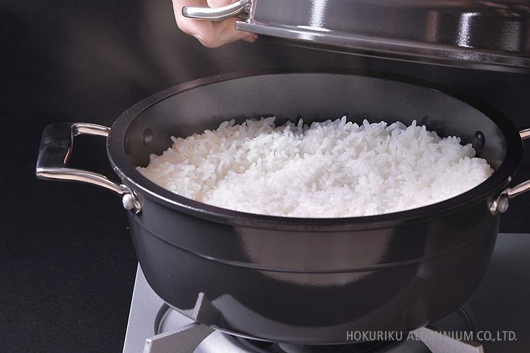 HAMON_直火炊きご飯
