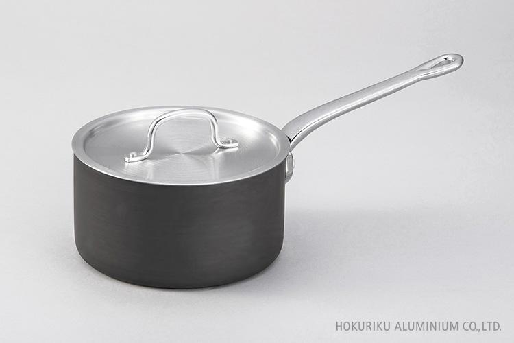 ソースパン18cm(蓋付)