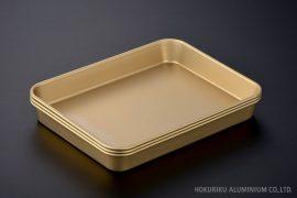 アルミバット 亀(4号×3枚)